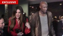 Khloe Kardashian and Lamar Odom -- Not Ready to Settle Down in Dallas ... YET