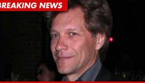 Jon Bon Jovi -- NOT DEAD!