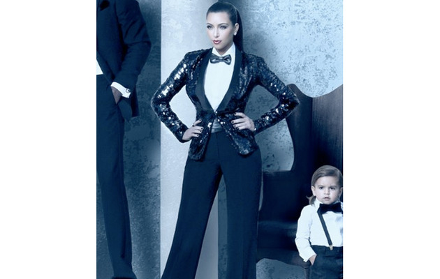 The Kardashian Christmas Card Is Here!