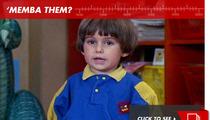 """Joseph in """"Kindergarten Cop"""": 'Memba Him?!"""