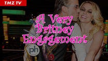 Britney Spears' Engagement Ring -- Does Size Really Matter?