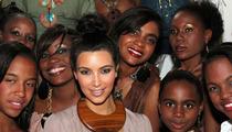 "Kim Kardashian Slams ""Malicious and Untrue"" Rumor"