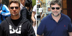 Russell Crowe Weight Loss -- Not a Big Star Anymore