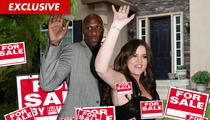 Khloe Kardashian and Lamar Odom Trigger Dallas Real Estate War