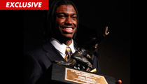 Robert Griffin III -- Dad to Agents: Don't Talk to My Son!