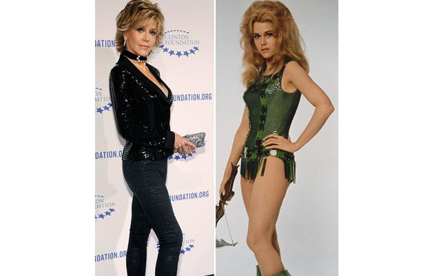 Jane Fonda Turns 74 -- And More Age-Defying Beauties!