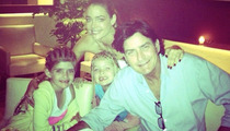 Charlie Sheen & Denise Richards: Their Family Vacation Pics!
