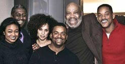 'The Fresh Prince of Bel Air' Cast Reunited!