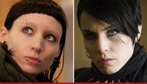 'Girl with the Dragon Tattoo': Who'd You Rather?