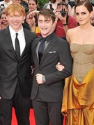 'Harry Potter' Cast -- Then & Now!