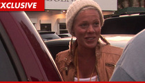 Pink to the Rescue -- Singer Saves Puppy from Certain Death!!!