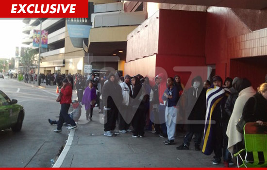 Beverly Center line for the new Air Jordans