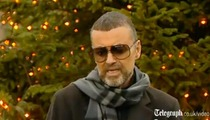 George Michael -- Pneumonia Nearly Killed Me