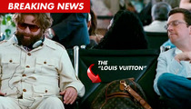 Louis Vuitton to Warner Bros. -- Hangover II, Screw You