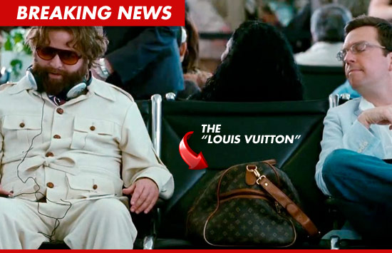 Louis Vuitton to Warner Bros. -- Hangover II, Screw You | TMZ.