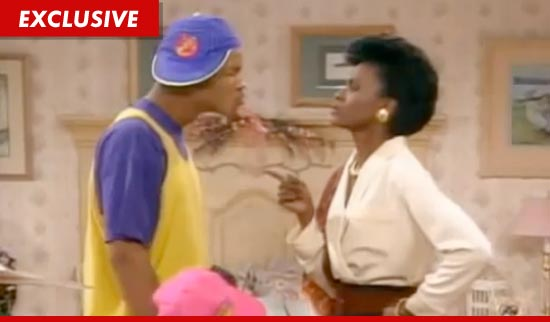 Aunt Viv on Fresh Prince of Bel Air