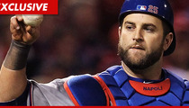 Texas Rangers Star Mike Napoli Sued by Childhood Friend -- You RUINED Christmas!!!