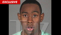 Tyler the Creator -- Arrested for Vandalism