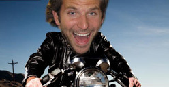 Bradley Cooper -- Now 39 Times More Likely to Die in a Car Crash