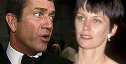 Mel Gibson & Wife Robyn Gibson -- Officially Divorced