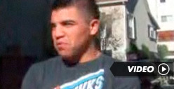 Victor Ortiz -- I'm NOT Dating Kobe Bryant's Wife Vanessa!