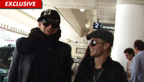 Adam Lambert -- Back in the US of A [VIDEO]
