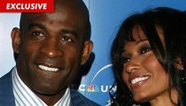 Deion Sanders Files for Divorce