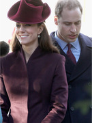 Kate and William Celebrate First Christmas as Newlyweds
