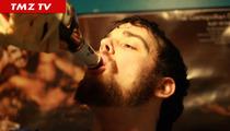 World Champion Eater Patrick Bertoletti-- King of the Jews' Booze