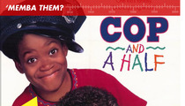 """Kid from """"Cop and a Half"""": 'Memba Him?!"""