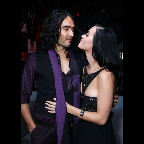 Katy Perry Russell Brand Couple Photo Gallery