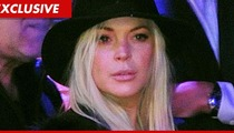 Lindsay Lohan -- I Will NOT Party in Dubai