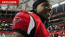 NFL Star Roddy White -- Yes, I'm That Baby's Daddy