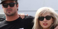 Lady Gaga Shows Off New 'Vampire' Boyfriend Taylor Kinney