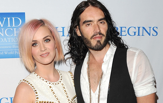 Russell Brand Files for Divorce From Katy Perry