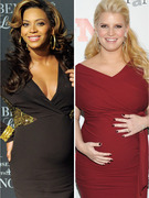 Celebrity Babies Due in 2012