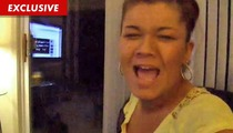 'Teen Mom' Amber Portwood -- New Year's Eve Lunch ... OH YEAH!!!