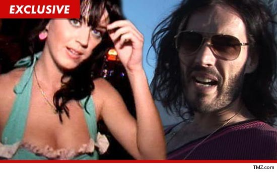 Katy Perry &amp; Russell Brand