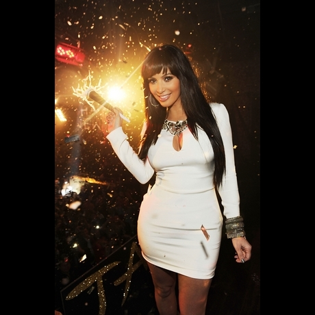 Kim Kardashian New Year&#039;s Eve