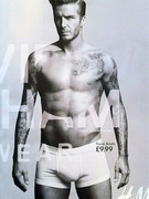 David Beckham Strips In Sexy New Underwear Ad