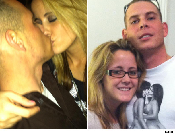 Jenelle Evans and Gary Head