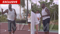 Shaquille O'Neal -- Shootout in Anguilla