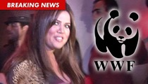 Khloe Kardashian Rescues Tigers with One Finger