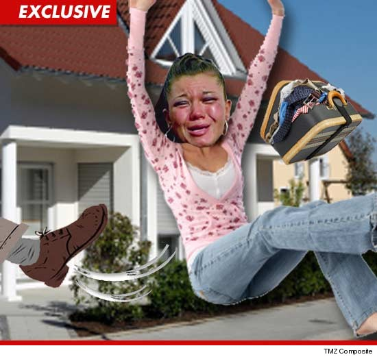 AMBER PORTWOOD s landlord is tossing her out in the street -- a fact ...