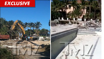 Elin Nordegren -- I Demolished My $12 MILLION Mansion