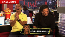 Lisa Lampanelli -- NBC Treated Me Like 'Rosa Parks' ... But I Got My Apology
