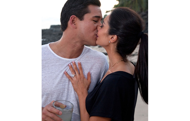 Mario Lopez Gets Engaged -- See the Engagement Ring!