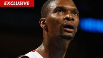 Chris Bosh -- Fighting to See His Daughter