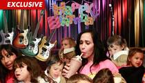 Octomom -- Throwing the Octuplets a Rockin' Birthday Party!