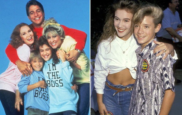 """Who's The Boss?"" Star Turns 36 -- See More Child Stars Now!"